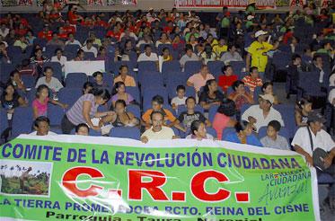 Raúl Patiño acelera campaña del correísmo en Guayaquil