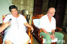 Anciano con orden de arresto por pensión alimenticia