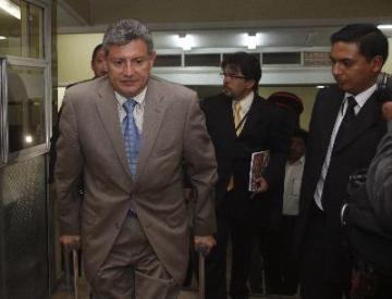EICA pagaba hoteles de Duzac en la capital