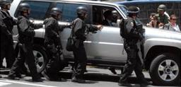 Peritos venezolanos para caso 30-S