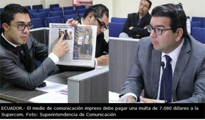 Sancionan a diario Extra por difundir imágenes de un niño desaparecido