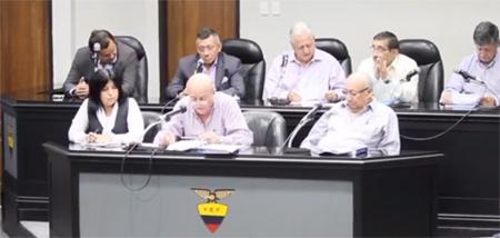 Negado el pedido para investigar cuentas de la Federación Ecuatoriana de Fútbol