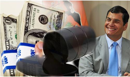Nueva venta anticipada de petróleo ecuatoriano a Tailandia, por 2500 millones
