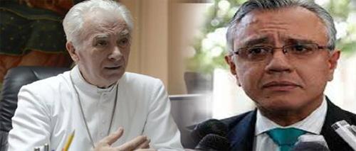 Episcopado rechaza expresiones de Alexis Mera