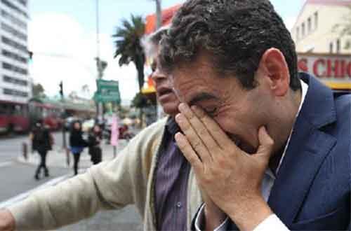 15 días de prisión para ex concejal Antonio Ricaurte