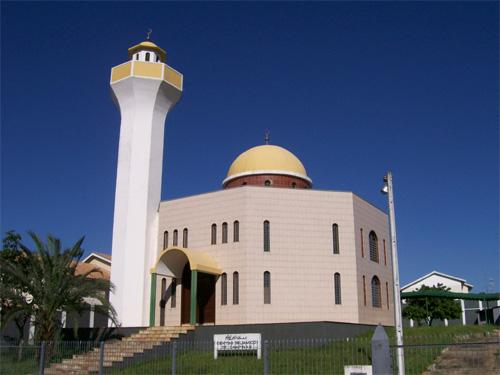 Correa anunció que Centro Islámico sería construído en Quito.