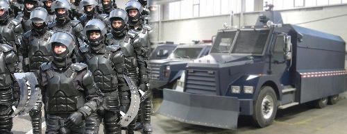 Crece influencia china en las Fuerzas Armadas ecuatorianas