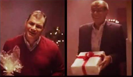Video navideño del gobierno es ridiculizado en redes