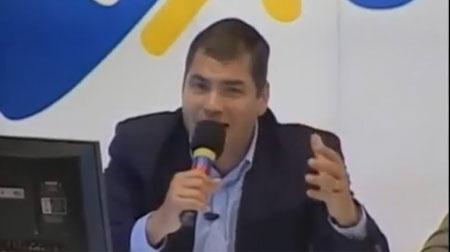 En el 2010 Correa dijo que el terreno del Issfa valía 80 millones (Video)