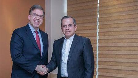 Todd Chapman nuevo embajador de Estados Unidos en Ecuador