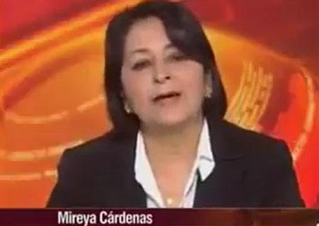 Mireya Cárdenas dice que Alfaro Vive no robaba, sino recuperaba dineros de grupos de poder (Video)
