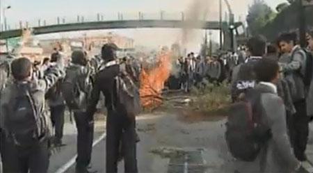 Estudiantes del Montufar serían enjuiciados por intento de asesinato