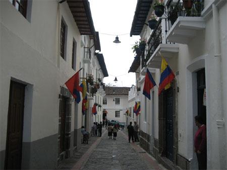 Joven es asesinado en el sector La Ronda, en Quito