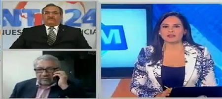 Coronel Pazmiño: No podemos permitir que un personero público, así sea el presidente, nos denigre (Video)