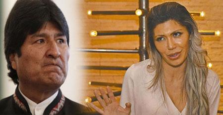 Ex pareja de Evo Morales tuvo contratos en Ecuador por 634 millones de dólares