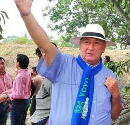 8 balazos acabaron con la vida de ex alcalde de Jujan