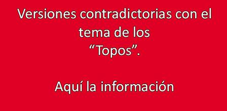 La cuenta que dice que Brigada de Rescate Topos ya no vendrá a Ecuador es de otro grupo