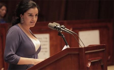 Rosana Alvarado: Contribuciones por terremoto irán a cuenta de Presupuesto del Estado