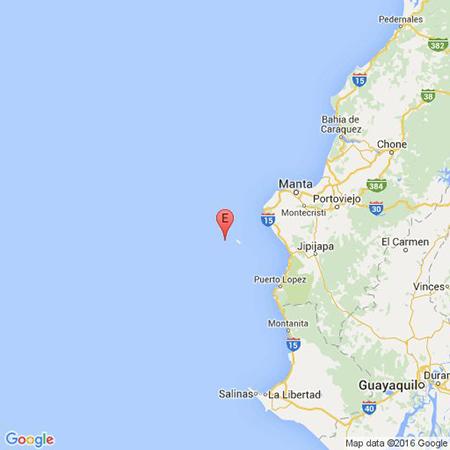 Esta tarde un nuevo sismo causó susto en Manta