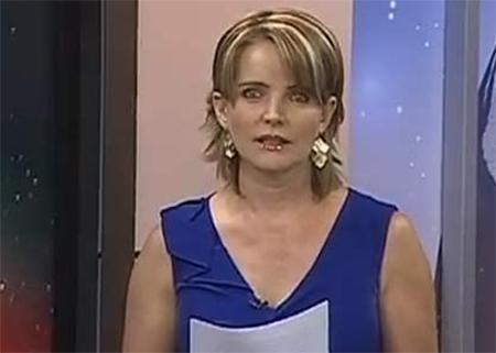 Periodista Janet Hinostroza acusada de linchamiento mediático