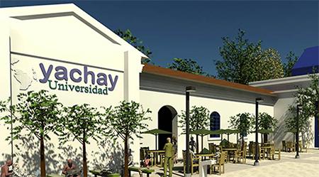 Los sobreprecios en la compra de equipos para la universidad de Yachay serían astronómicos