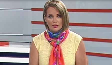 En menos de tres días, sancionaron a periodista Janet Hinostroza