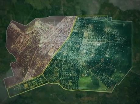 Solo en Ecuador! Juez ordena el embargo de media ciudad de Naranjal