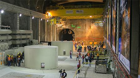 Central hidroeléctrica Sopladora, será entregada en concesión por 30 años