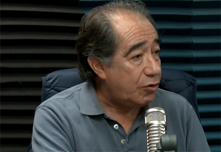 Jorge Ortíz: «El presidente ecuatoriano es un hombre impreparado» (Video)