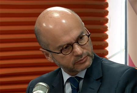 Carlos Larreátegui: «El presidente (Correa) se irá a Bélgica, y asistiremos a una fuga masiva al exterior» (Video)