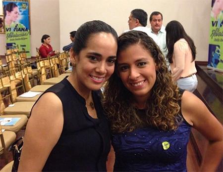 Asambleísta Andrés Páez, difundió foto de jueza que otorgó Acción de Protección a Correa junto a funcionaria del correísmo (Video)