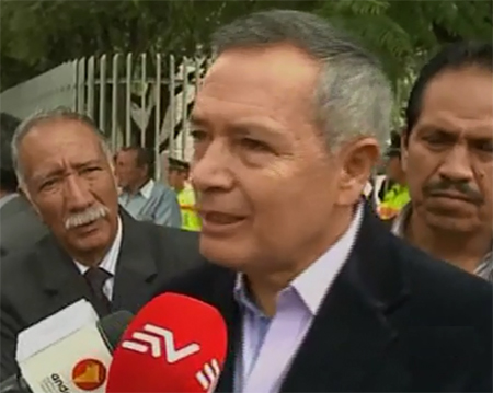 General que dirigió el operativo de rescate el 30s, afirma que Correa no tiene talla de estadista (Video)