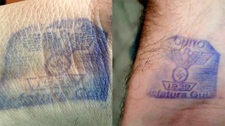 En el CDP del Inca se marcaba con un sello nazi a los visitantes