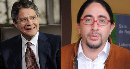 René Ramírez solicita que ya no se encarcele a Guillermo Lasso