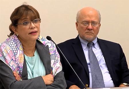 Se denunció en Washington D.C la violación de Derechos Humanos en el Ecuador por el sistema Judicial