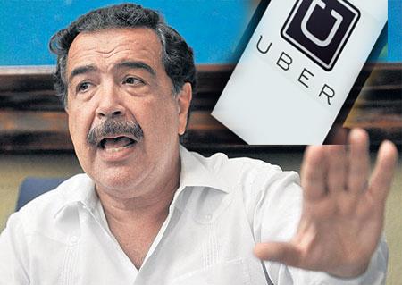 Alcalde Jaime Nebot no permitirá que Uber opere en Guayaquil