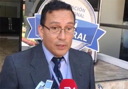 (Video) Auditor del CNE renuncia señalando que hay ciudadanos fallecidos, extranjeros, personas con dos cédulas, habilitados para sufragar