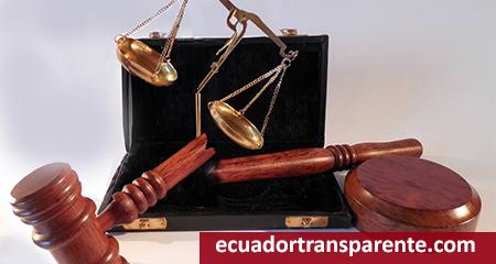 La justicia e Imperio de la Ley de Ecuador entre los peores, según estudio