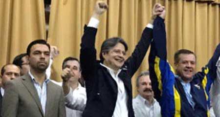 Lasso al CNE «Ustedes le han quedado en deuda al pueblo ecuatoriano» (Video)