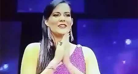 Sarah Catherine Garcés, es la Reina de Quito 2016 - 2017