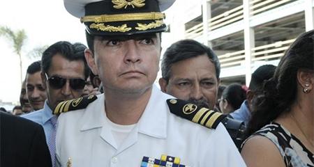 Capitán que respondió un email al presidente Correa, cumple arresto militar