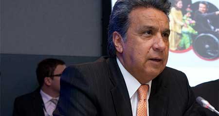 Lenín Moreno está de acuerdo con la Ley de Plusvalía (Video)