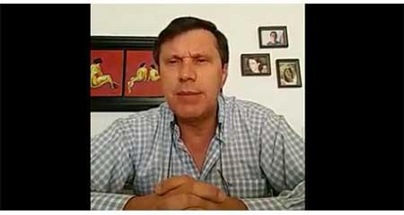 Periodista que convocó a protestas contra la Ley de Plusvalía sufrió atentado (audio)
