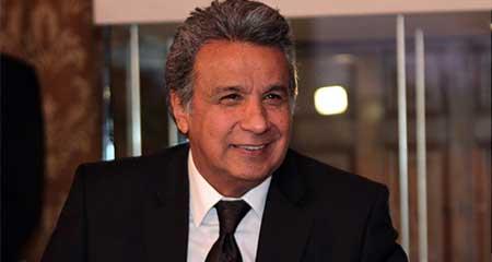 Siete candidatos presidenciales aceptaron ir al debate, menos Lenin Moreno