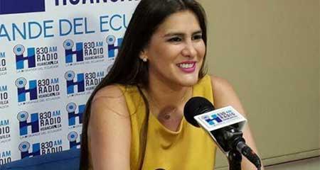 Asambleísta Reyes:«El régimen de Correa derrochó la bonanza petrolera más grande que el país ha tenido»(Video)