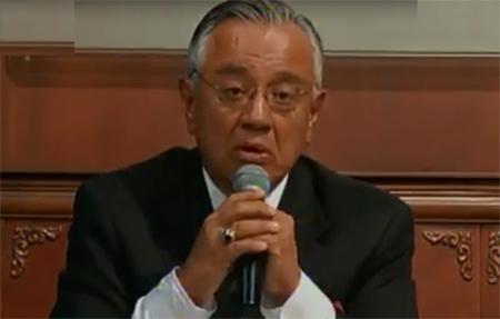 Mera dice que el mas grande contratante de ODEBRECHT, el día de hoy, es el Municipio de Quito