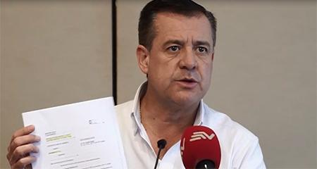 Andrés Páez: El gobierno de Correa es el gobierno de la corrupción (Video)