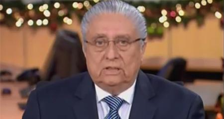 Periodista Pinoargote afirma que operativo Navidad es una cortina de humo para tema Odebrecht