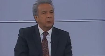 Moreno confirma que fundación EVENTA, es de sus familiares y que la misma recibía dineros públicos (Video)