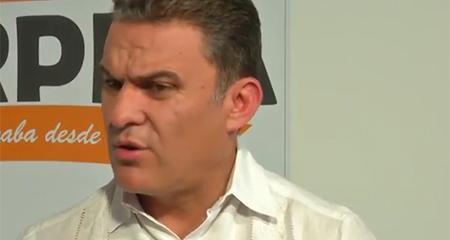 Ex Ministro Serrano es acusado de alertar al asesino del periodista Fausto Valdiviezo (Video)